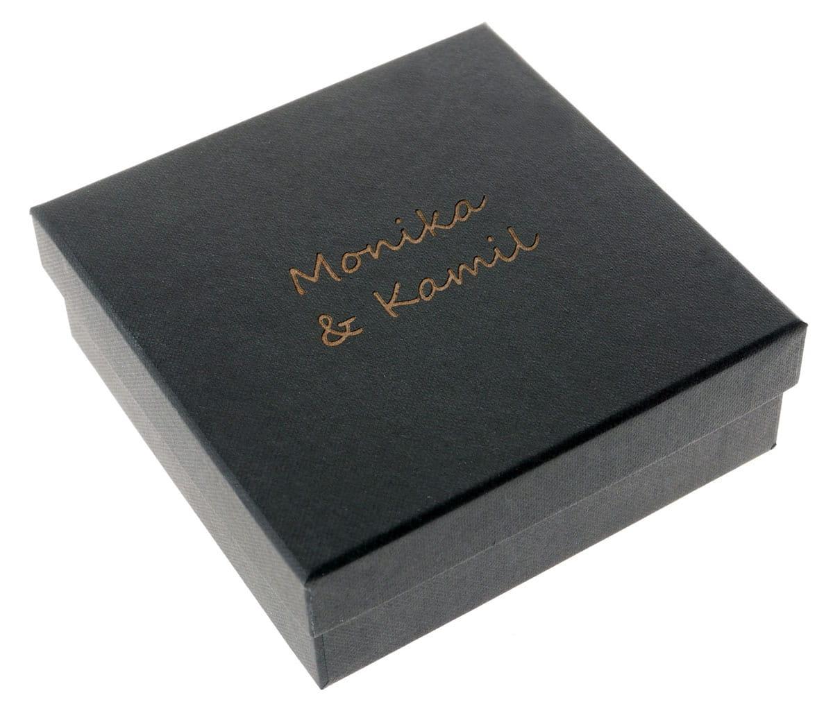 Pudełko Na Pendrive Z Grawerem Black Box Fotokowalski Pl